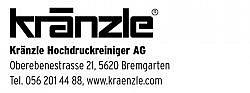 Kränzle Hochdruckreiniger AG